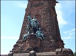 Barbarossa Denkmal Kyffhäuser