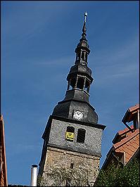 Oberkirche Bad Frankenhausen