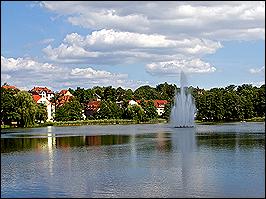 Burgsee Bad Salzungen