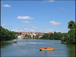 Grosser Teich Altenburg