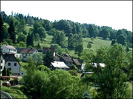 Blick auf Altendambach