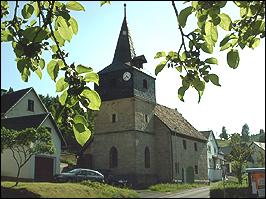 Kirche in Altendambach