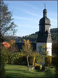 Kirche in Angelroda
