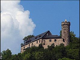 Burg Greifenstein in Bad Blankenburg