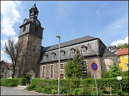 Kirche St. Nicolai Bad Blankenburg