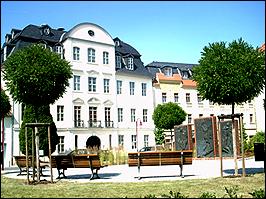 Innenstadt von Bad Köstritz