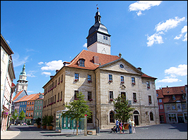 Rathaus Bad Langensalza