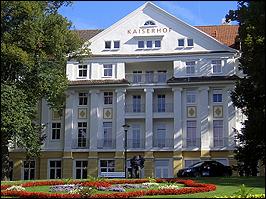 Kultur.hotel Kaiserhof Bad Liebenstein