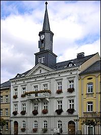 Rathaus Bad Lobenstein