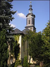 Kreuzkirche Zeulenroda
