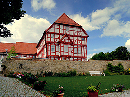 Fachwerkhaus in Leinefelde-Worbis