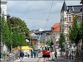 Heutiges Nordhausen