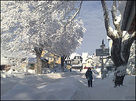 Winter in Oberhof