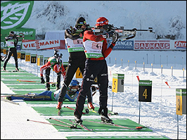 Biathlon in Oberhof