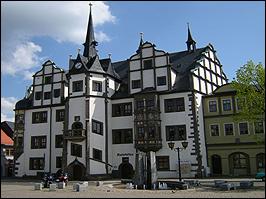 Rathaus Saalfeld