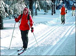 Wintersportparadies Schmiedefeld am Rennsteig