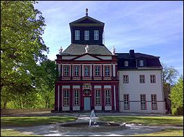 Kaisersaal in Schwarzburg