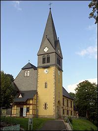 Kirche Stützerbach