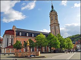 Kirche St. Georg in Eisenach Thüringen