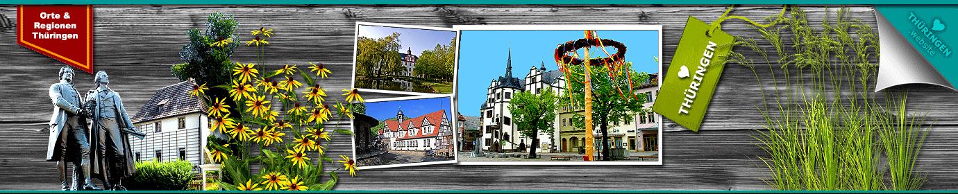 Thüringen Website