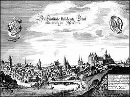 Baugeschichte von Thüringen