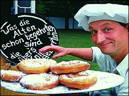 Thüringer Krapfen