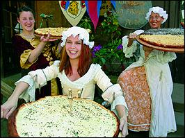 Weid'sche Kuchenfrauen