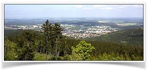 Goethewanderweg Ilmenau
