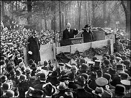 Erster Weltkrieg und Novemberrevolution