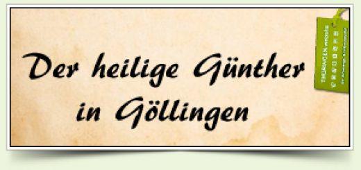 Der heilige Günther in Göllingen