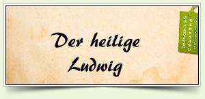 Der heilige Ludwig