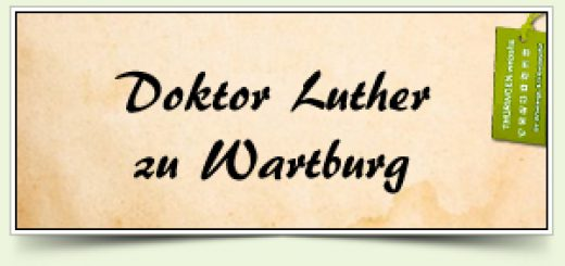 Doktor Luther zu Wartburg