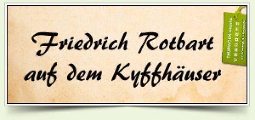 Friedrich Rotbart auf dem Kyffhäuser