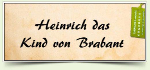 Heinrich das Kind von Brabant