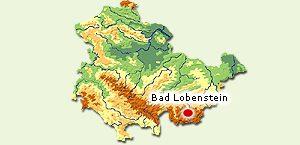 Lage_Bad Lobenstein