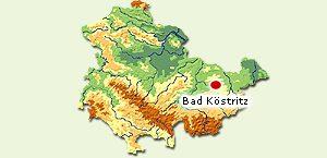 Lage_Bad_Köstritz