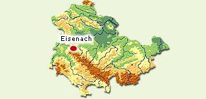 Lage_Eisenach
