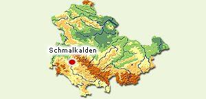 Lage_Schmalkalden