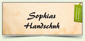 Sophias Handschuh