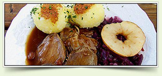 Thüringer Sauerbraten