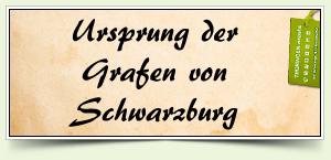 Ursprung der Grafen von Schwarzburg