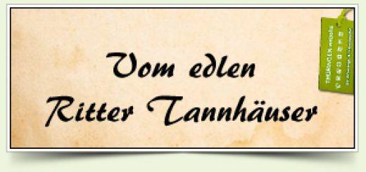 Vom edlen Ritter Tannhäuser
