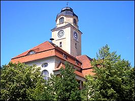Artern in Thüringen