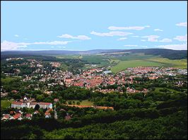 Bad Berka in Thüringen