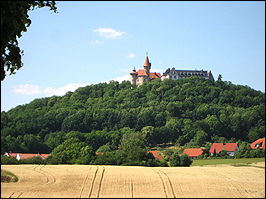 Bad Colberg-Heldburg in Thüringen