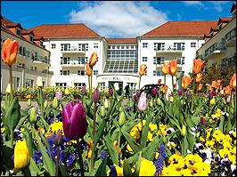 Bad Klosterlausnitz in Thüringen