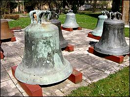 Glocken in Apolda
