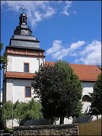 Kirche Breitenworbis Thüringen