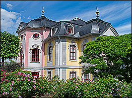 Dornburg-Camburg in Thüringen